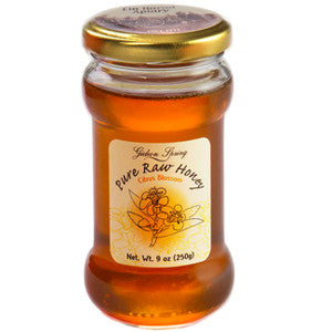 Ein Harod's Pure Raw Honey - Citrus Blossom