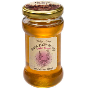 Ein Harod Pure Raw Honey - Siziphus Blossom
