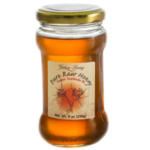 Ein Harod Pure Raw Honey - Galilee Starthistle Blossom