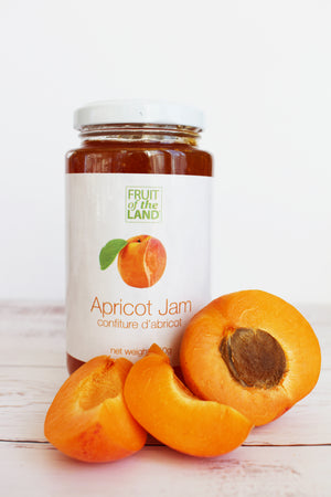 Load image into Gallery viewer, Fruit of the Land Apricot Jam