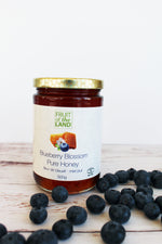 Fruit of the Land Blueberry Blossom Honey