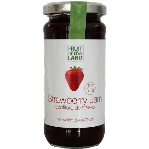 Fruit of the Land - Strawberry Jam