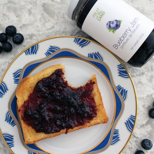 Fruit of the Land Blueberry Jam
