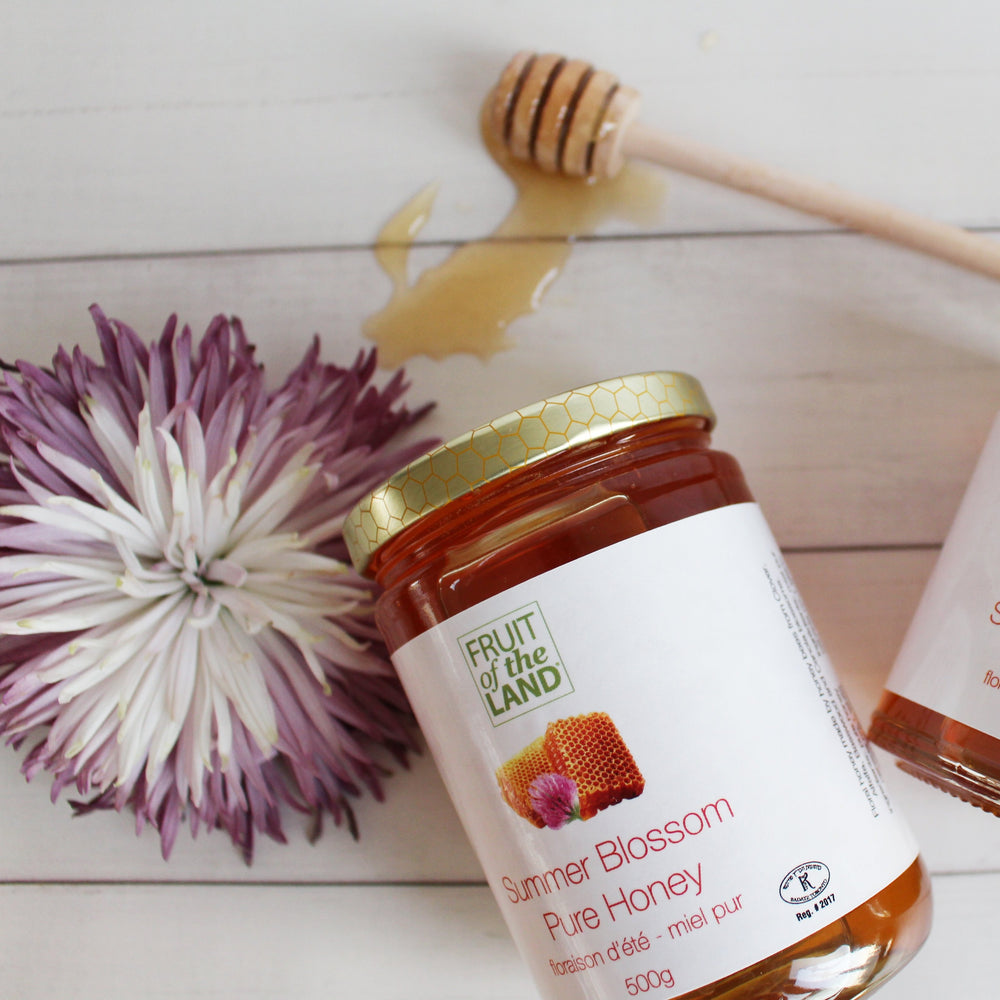 Fruit of the Land Summer Blossom Honey