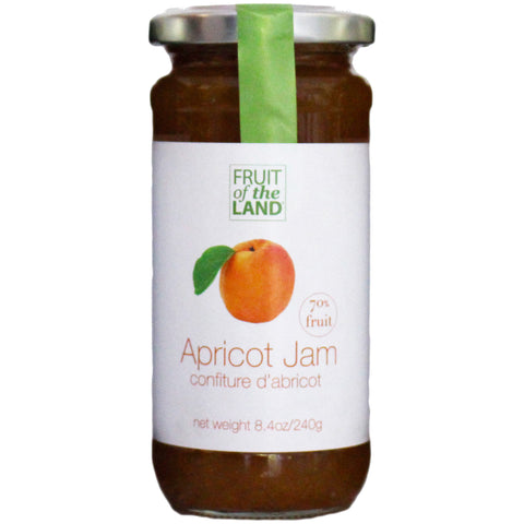 Fruit of the Land - Apricot Jam