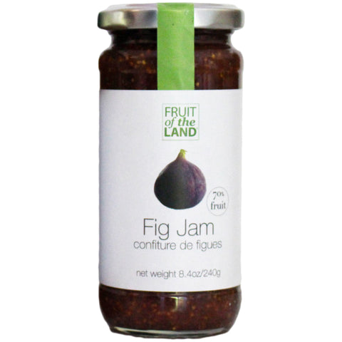 Fruit of the Land - Fig Jam