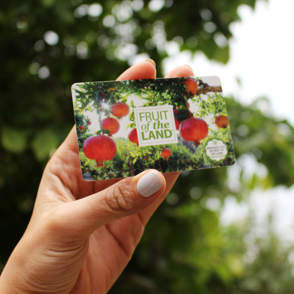 Fruit of the Land Gift Cards