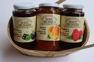 Load image into Gallery viewer, Kurtz Orchards Jam Trio