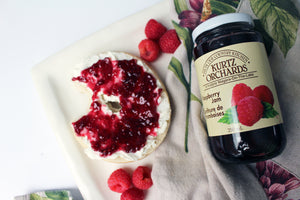 Kurtz Farm Fresh Raspberry Jam