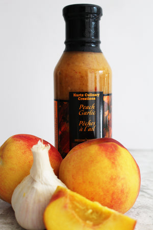 Kurtz Peach Garlic Dressing