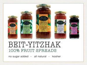 Beit Yitzhak 100% Fruit Spreads - Passion Fruit