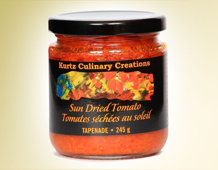 Load image into Gallery viewer, Kurtz Sundried Tomato Tapenade