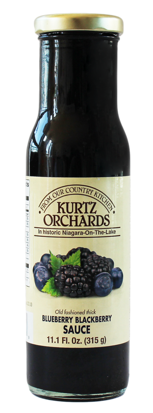 Kurtz Blueberry Blackberry Sauce