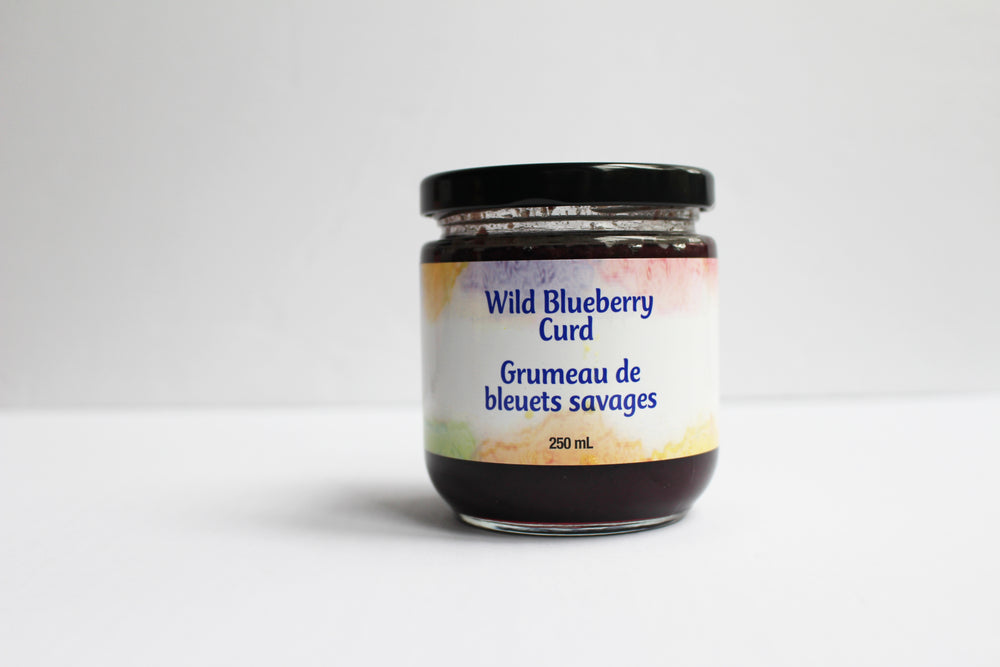 Kurtz Wild Blueberry Curd