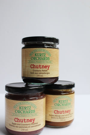 Cranberry and Relish Chutney