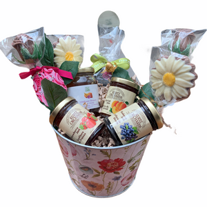 Mother's Day Blooming Basket