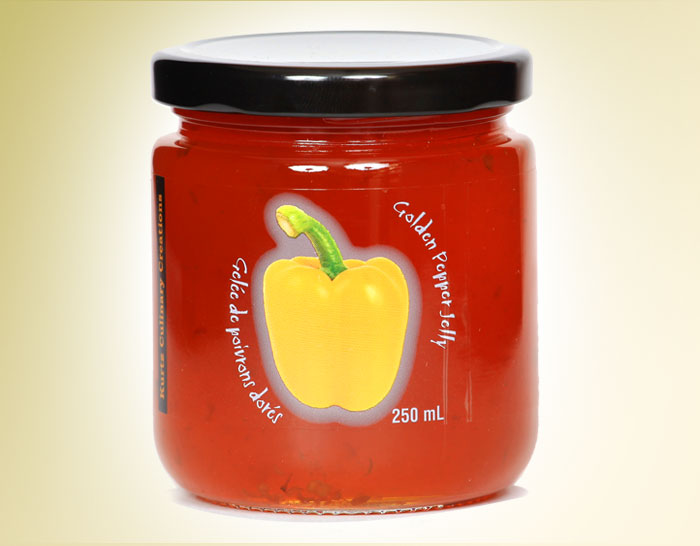 Kurtz Golden Pepper Jelly