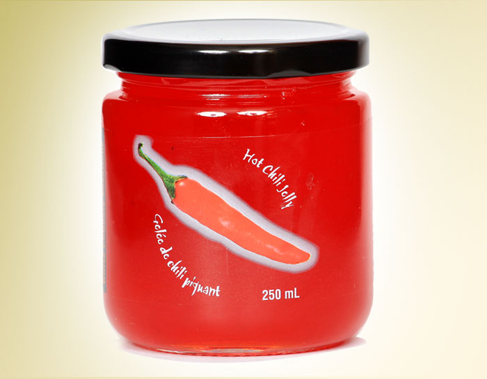 Kurtz Hot Chili Jelly