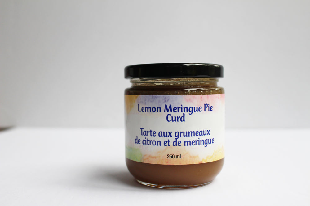 Kurtz Lemon Meringue Pie Curd