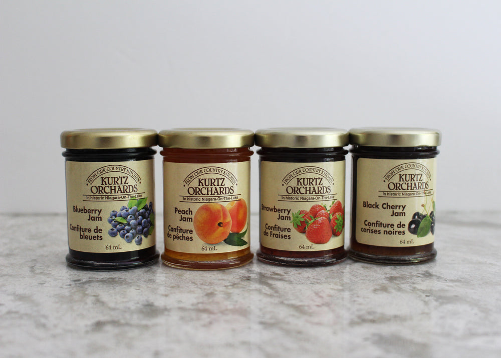 Load image into Gallery viewer, Kurtz Farm Fresh Apricot Jam