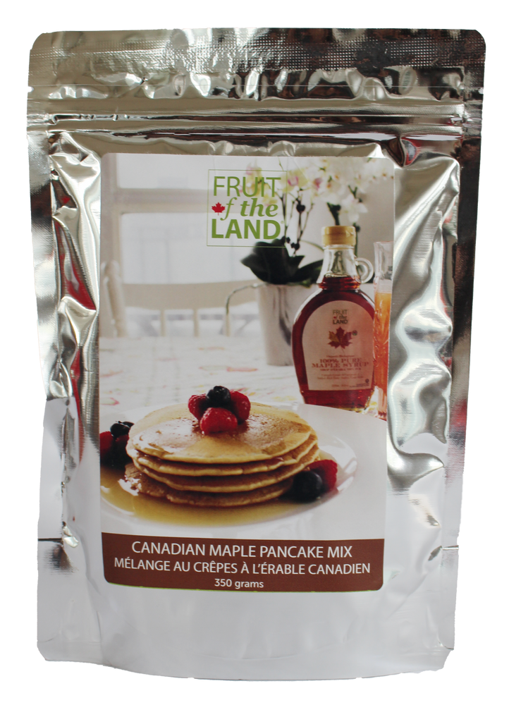 Canadian Maple Pancake Mix
