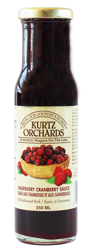 Load image into Gallery viewer, Kurtz Raspberry Cranberry Sauce