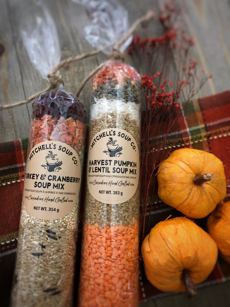 HARVEST PUMPKIN & LENTIL SOUP MIX