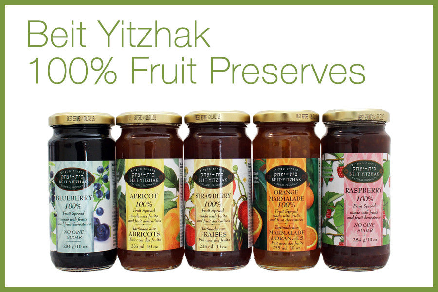 Beit Yitzhak 100% Fruit Preserves