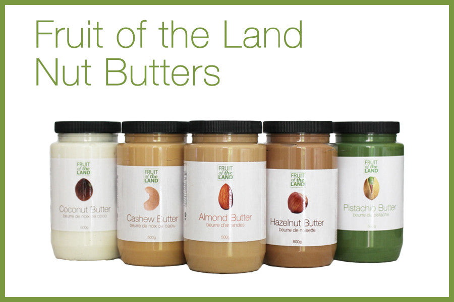 Nut Butter Collection