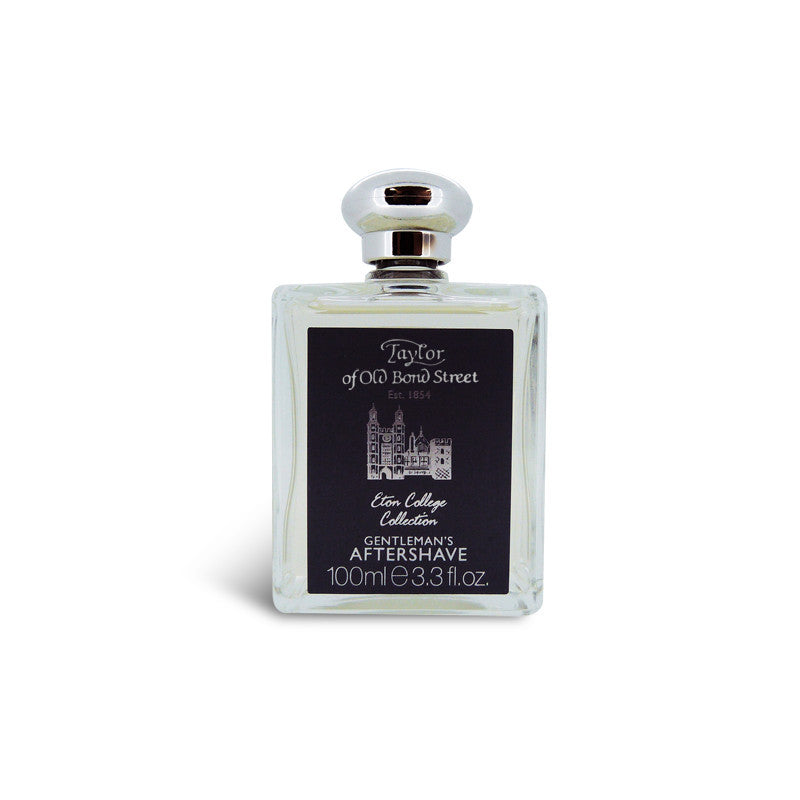 Taylor Of Old Bond Street Eton College Collection Aftershave Lotion 100ml - Cyril R. Salter