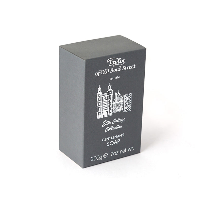 Taylor of Old Bond Street Eton College Collection Bath Soap 200g - Cyril R. Salter
