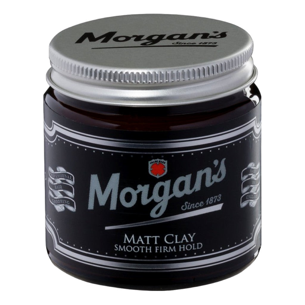 Morgan's Matt Clay
