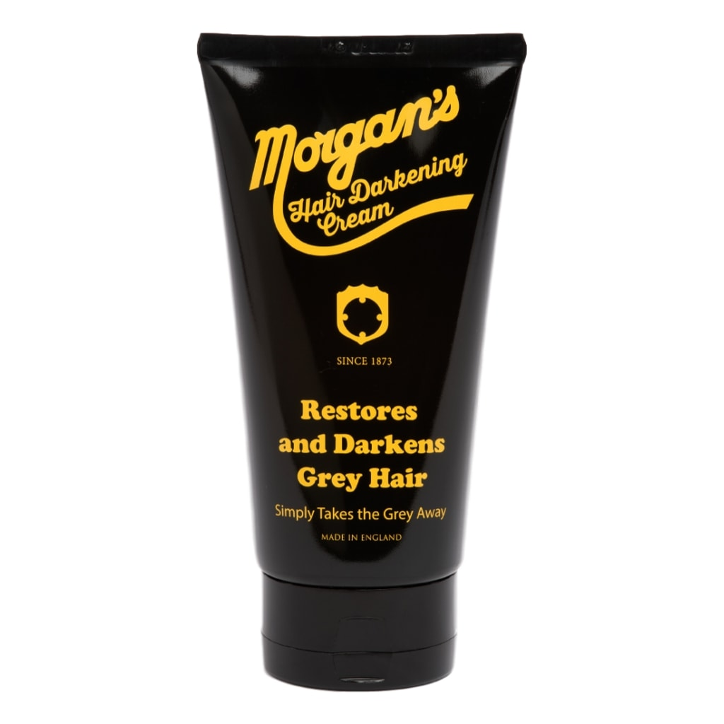 Morgan's Hair Darkening Cream 150ml Tube - Cyril R. Salter