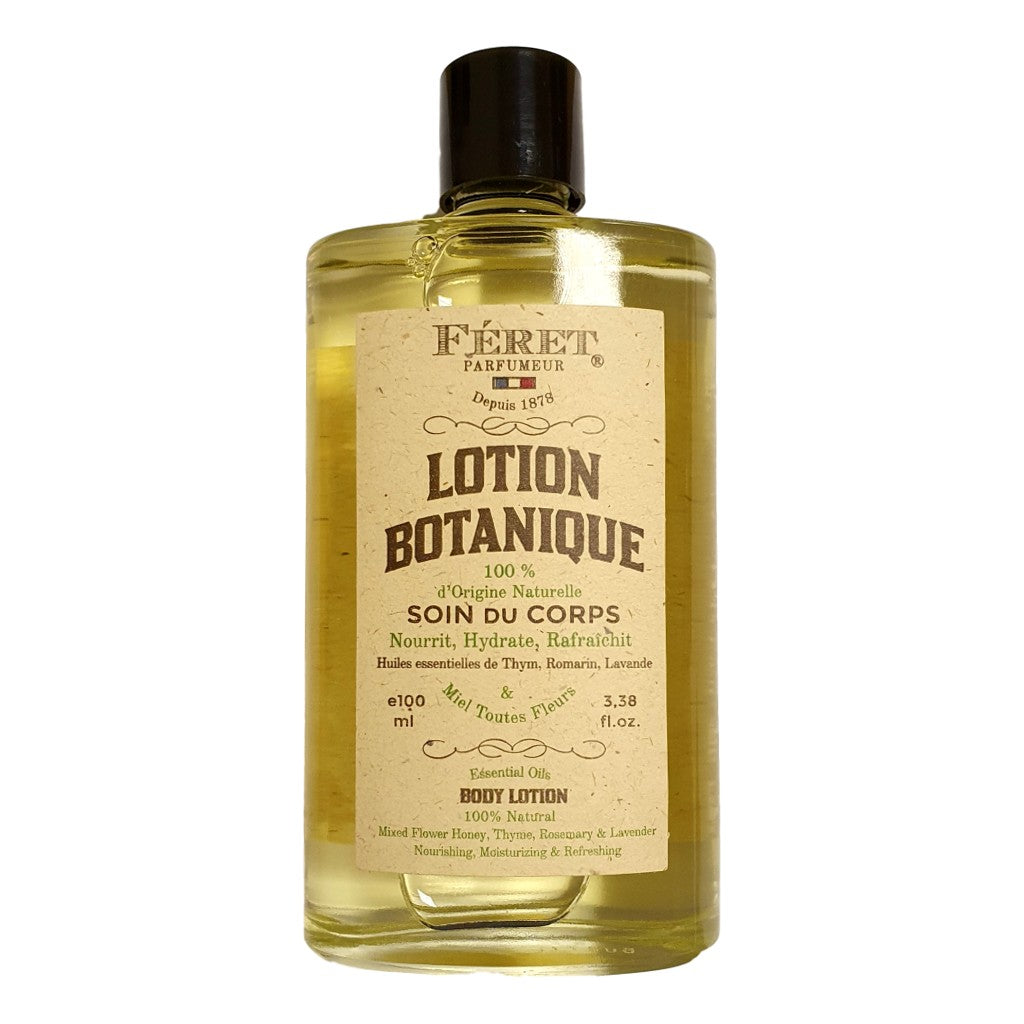 Féret Parfumeur Botanical Body Lotion - Cyril R. Salter | Trade Suppliers of Luxury Grooming Products