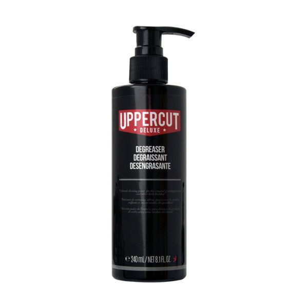 Uppercut Deluxe Degreaser 240ml - Cyril R. Salter | Trade Suppliers of Gentlemen's Grooming Products