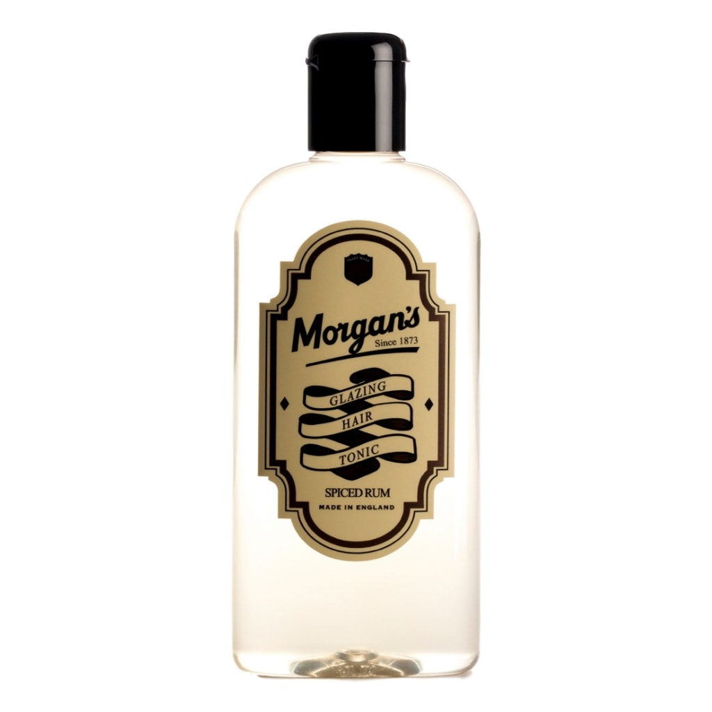 Morgan's Spiced Rum Glazing Hair Tonic 250ml - Cyril R. Salter