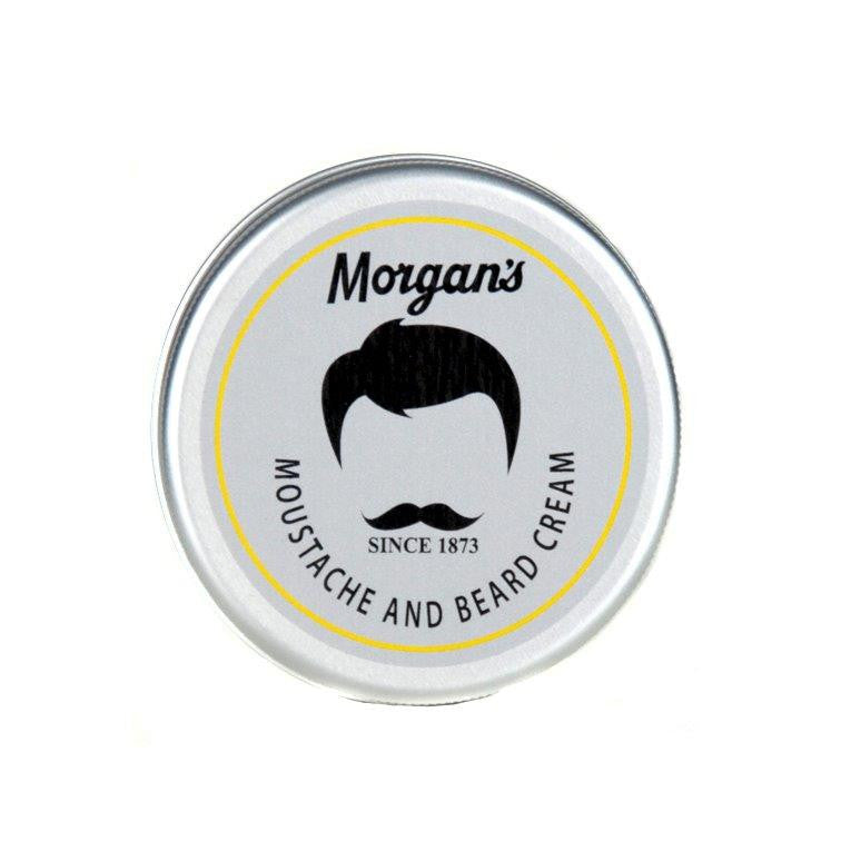 Morgan's Moustache & Beard Cream 75ml - Cyril R. Salter
