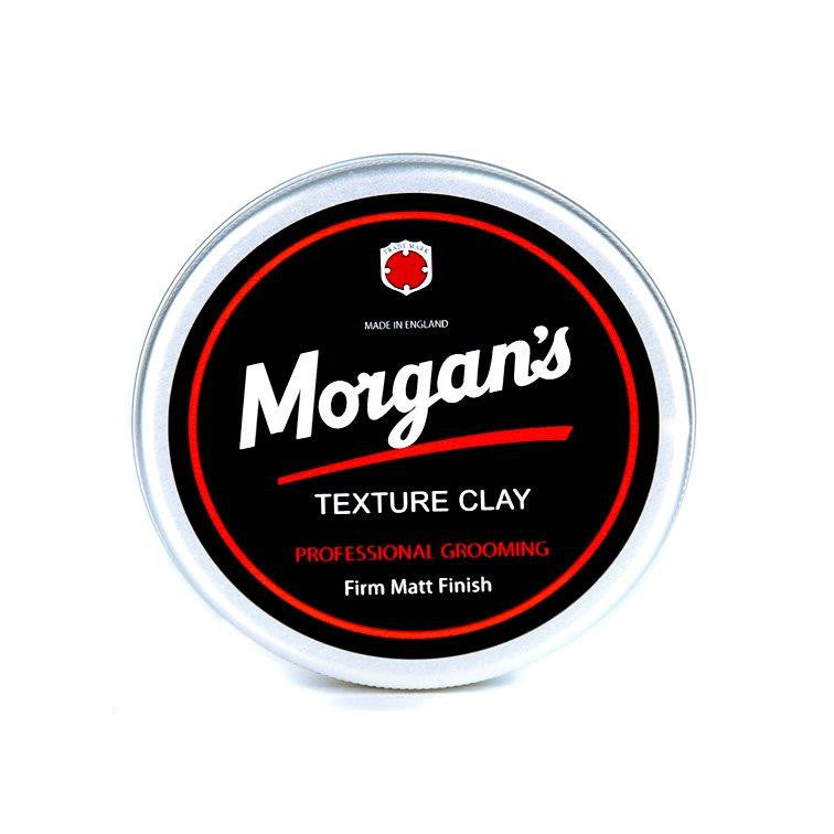 Morgan's Styling Texture Clay 100ml - Cyril R. Salter