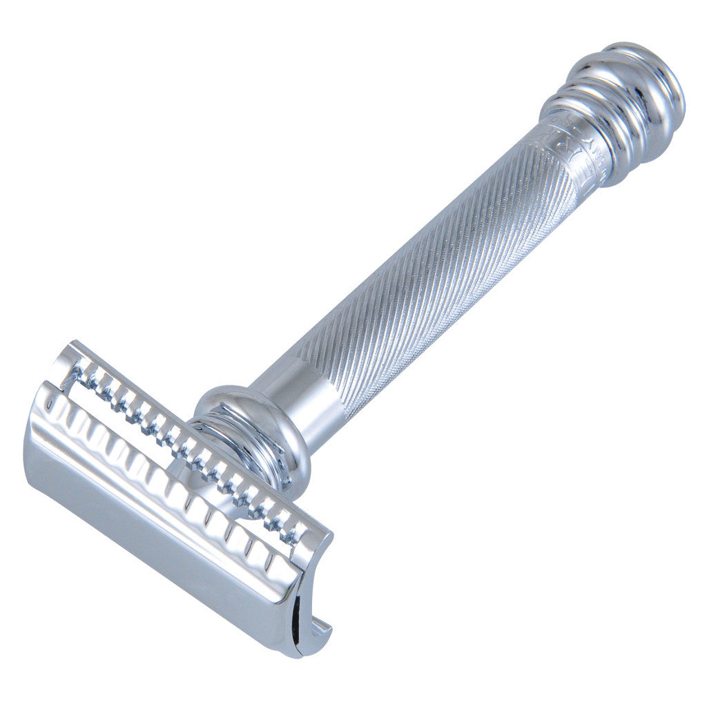 "Merkur Razor ""Barber Pole"" Open Tooth 39 001 - Cyril R. Salter"