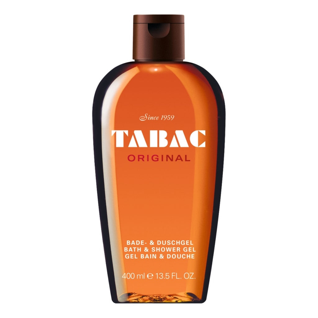 Tabac Original Bath & Shower Gel 400ml - Cyril R. Salter