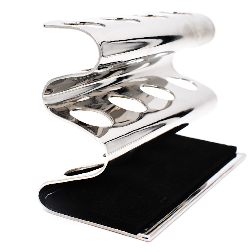 Parker Caddy 4 Razor Stand Chrome