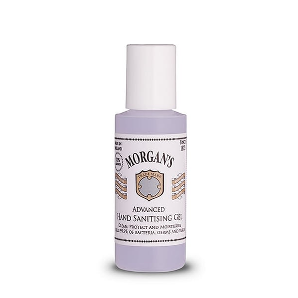 Morgan's Hand Sanitiser Gel 70%