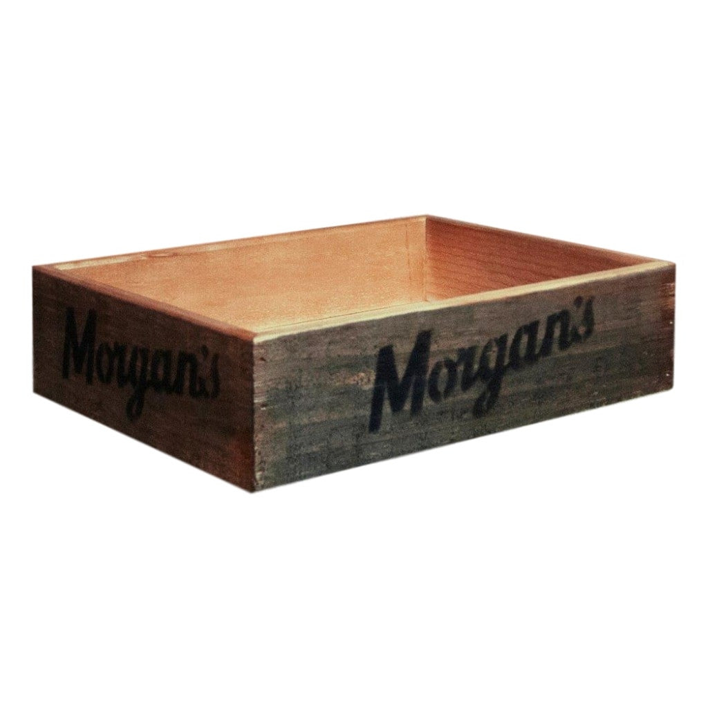 Morgan's Wooden Retro Display Tray