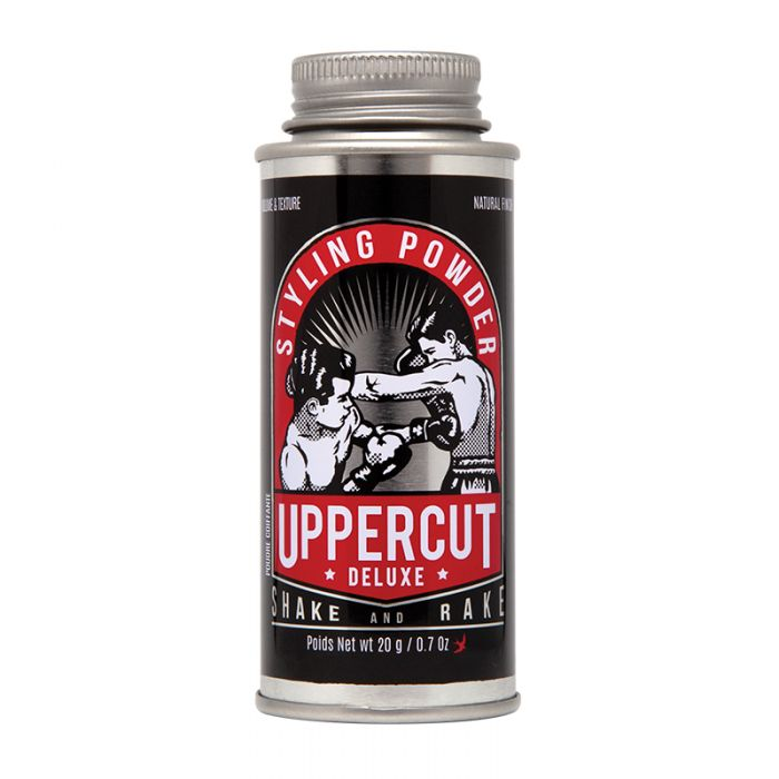 Uppercut Deluxe Styling Powder 20g - Cyril R. Salter | Trade Suppliers of Gentlemen's Grooming Products