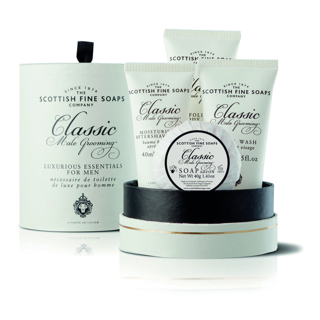 The Scottish Fine Soap Company Luxurious Gift Set - Cyril R. Salter