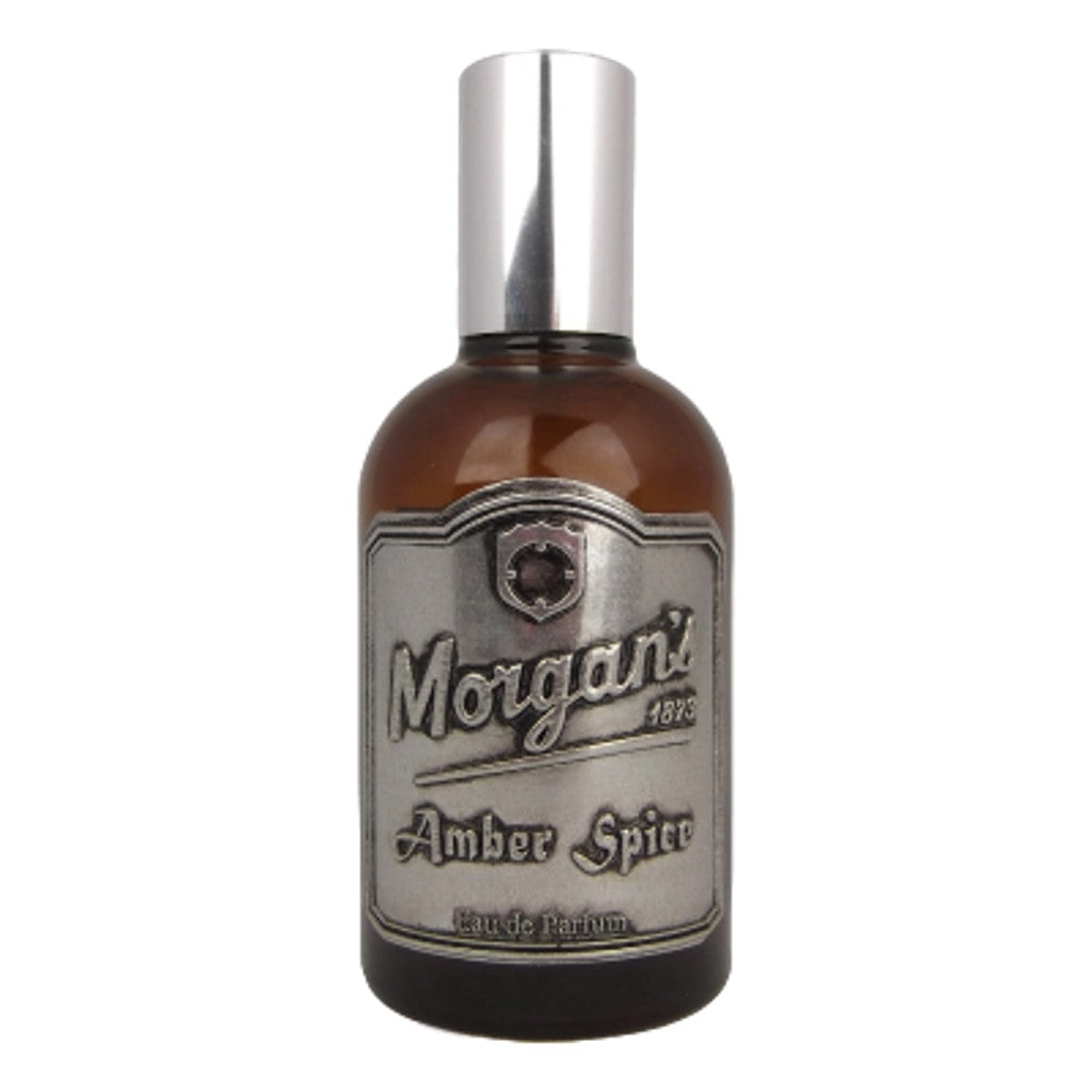 Morgan's Amber Spice Eau de Parfum 50ml - Cyril R. Salter | Trade Suppliers of Luxury Grooming Products