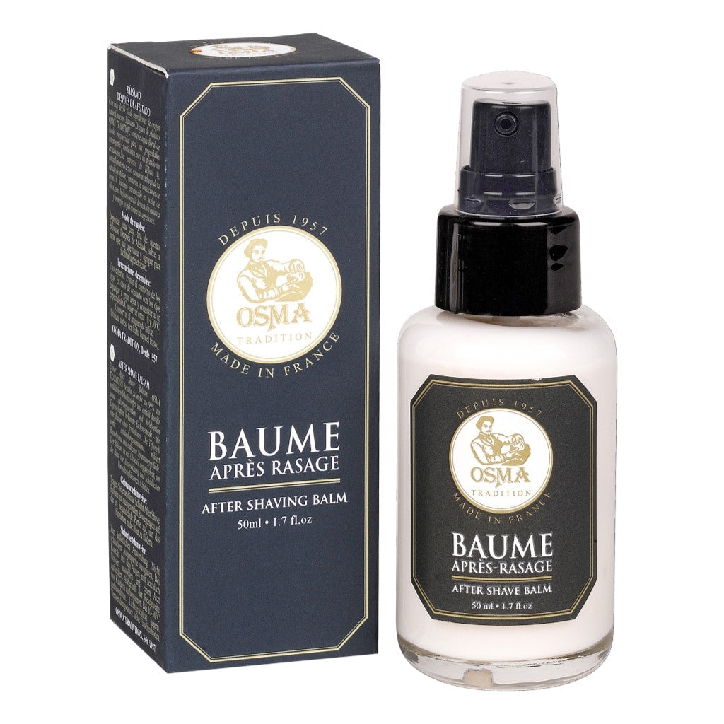 Osma After Shave Balm 50g - Cyril R. Salter | Trade Suppliers of Luxury Grooming Products