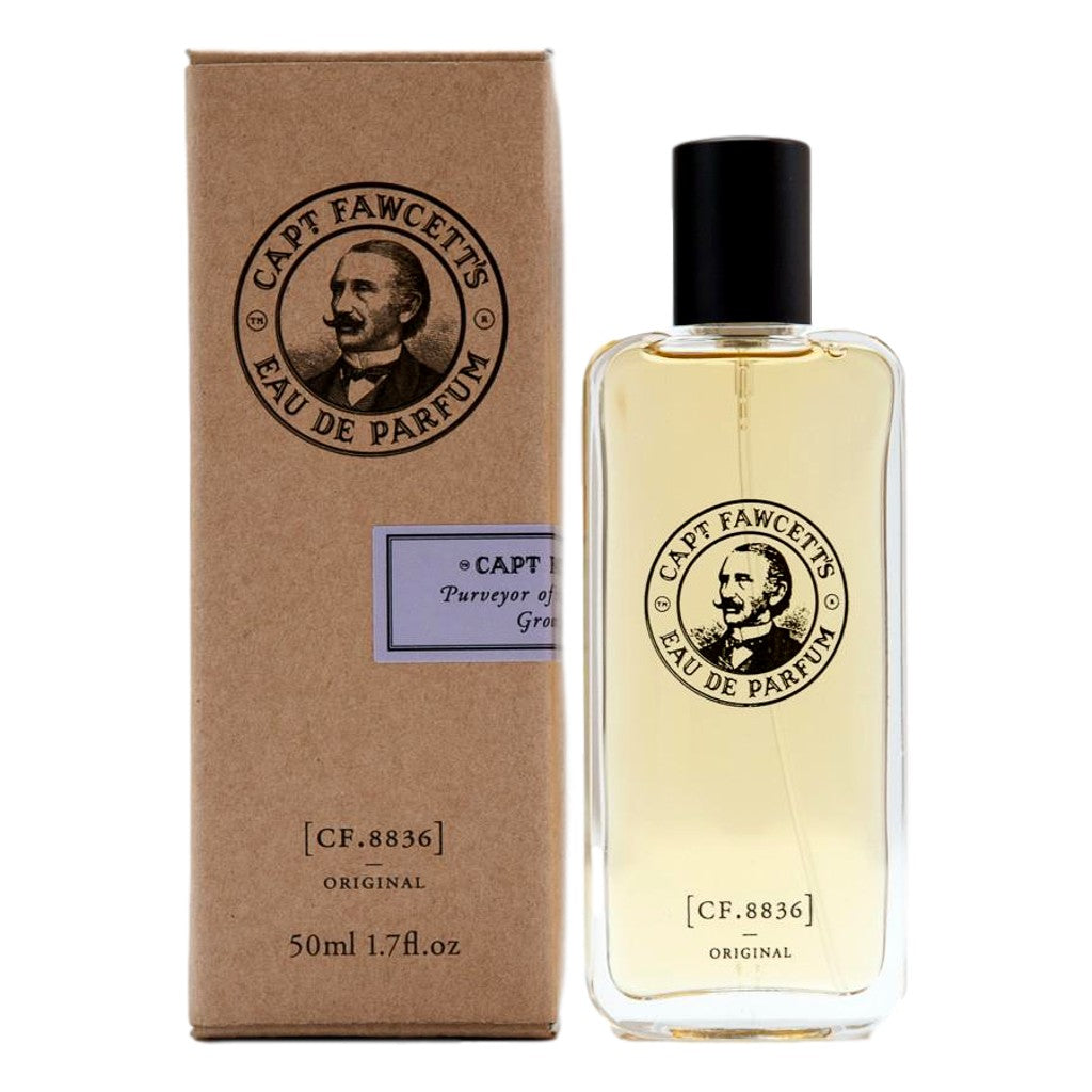 Captain Fawcett's Eau de Parfum Original 50ml