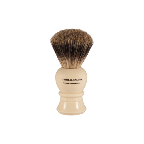 Cyril R. Salter Pure Badger Small Shaving Brush