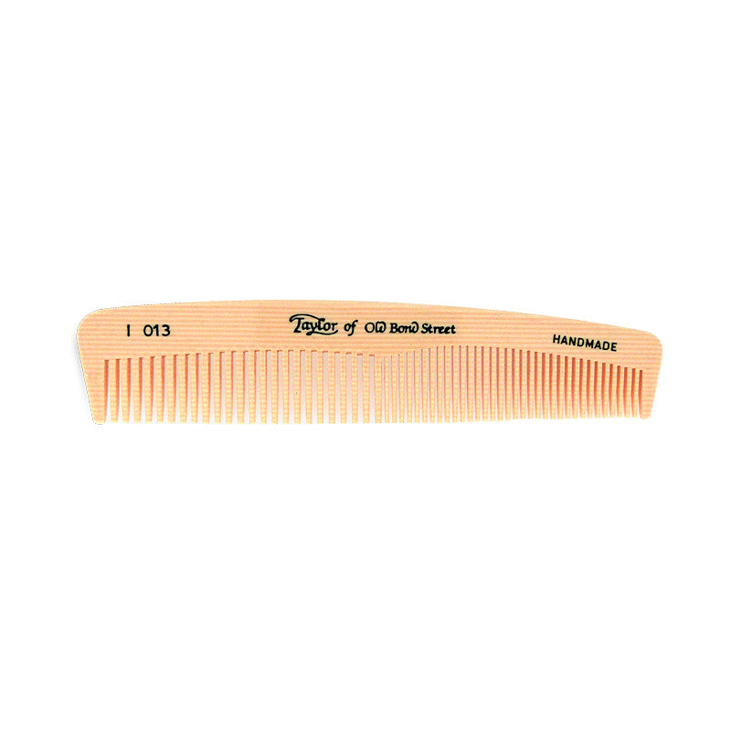Taylor of Old Bond Street Fine/Coarse Teeth Pocket Comb - Cyril R. Salter